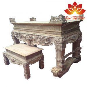 Cách bố trí bàn thờ nhà thờ tổ, từ đường đúng phong thủy