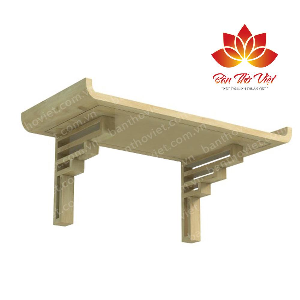 Mẫu bàn thờ treo tường hiện đại - Mẫu 5