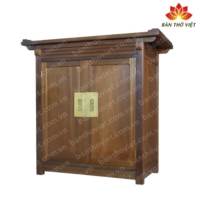 Mẫu tủ thờ gỗ dâu đẹp