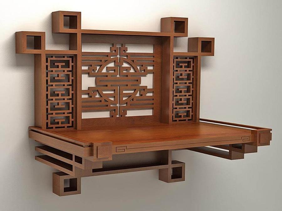 Bàn thờ miền Bắc và bàn thờ miền Nam có những nét riêng gì?
