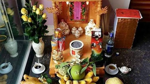 Không dùng bàn thờ Thần Tài nữa thì hóa giải thế nào?