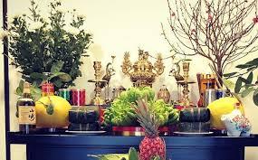 Cách trang trí bàn thờ đẹp ngày Tết hợp với từng vùng miền Việt Nam