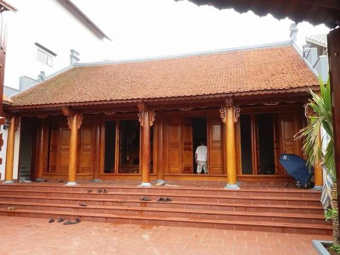 Mẫu nhà thờ tổ đẹp - Từ đường đẹp nhất Việt Nam