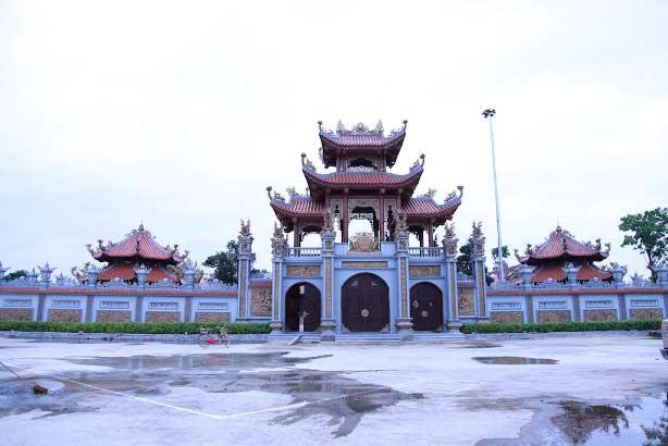 Ngắm nhìn mẫu nhà thờ họ đẹp nhất Việt Nam hiện nay