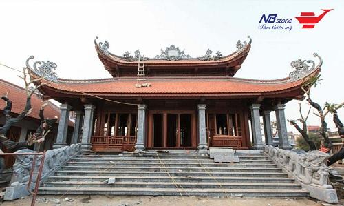 Các mẫu nhà thờ họ bằng đá đẹp nhất đậm nét truyền thống Việt